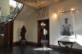 Musée D' Ansembourg in Liège, Belgium