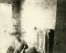 """Window Light v.II - Photopolymer Intaglio and Chine-Collé, 20 x 16"""", 2016 - © grace sippy 2018"""
