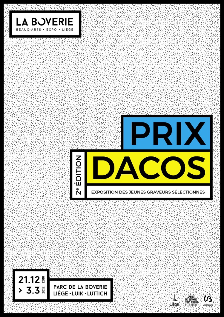 2nd Prix Dacos Exhibition