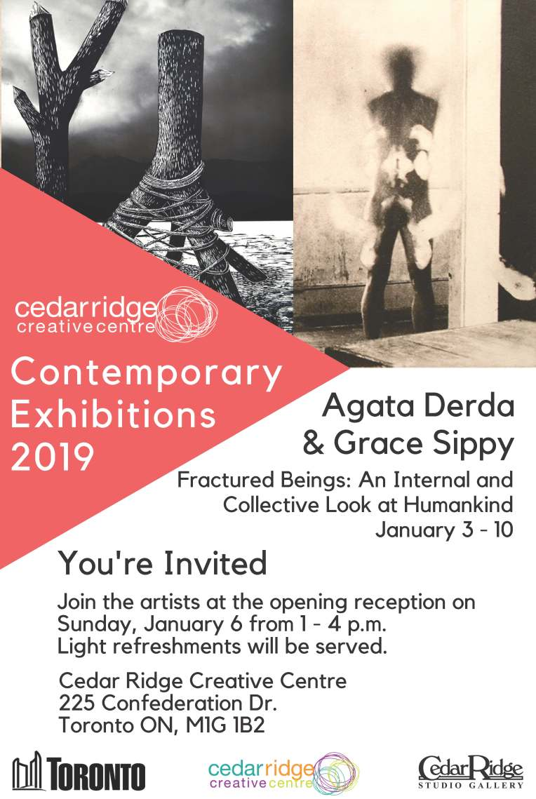 Agata Derda and Grace Sippy promo